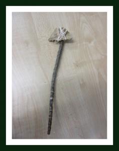 stone-axe